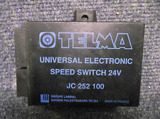 Mercedes 811 814 Telma Unit ECU Speed switch 24V JC 252 100 /  JC252100