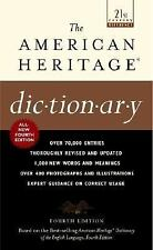 Acc, The American Heritage Dictionary: Fourth Edition (21st Century Reference),