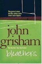 JOHN GRISHAM ___ BLEACHERS ___ BRAND NEW ___ FREEPOST UK