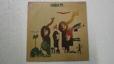 ABBA ABBA THE ALBUM RARE LP record INDIA INDIAN 7 VG+
