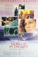 GORILLAS IN THE MIST (The True story of Dian Fossey) - Sigourney Weaver