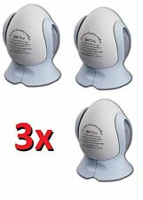 3x Moisture Remover Egg Air Dehumidifier Dehumidifying Egg Stop Damp Reusable YX