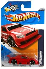 2012 Hot Wheels HW Main Street #169 Amazoom ERROR car no tampos