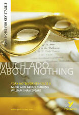 """Much Ado About Nothing"": York Notes for KS3 Shakespeare (York Notes Key Stage 3"