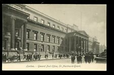 LONDON St Martins-le-Grand General Post Office PPC