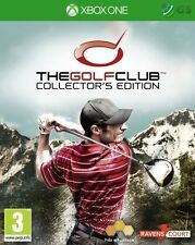 The Golf Club Collector's Edition Xbox One * NEW SEALED PAL *