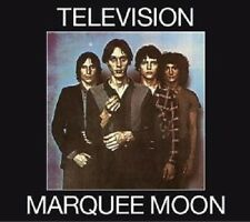 "TELEVISION ""MARQUEE MOON"" CD NEUWARE"