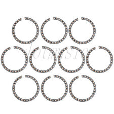 10pcs Acoustic Guitar Luthier Supply Body Project Soundhole Rosette Guitar Parts