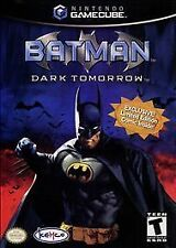 Batman: Dark Tomorrow Gamecube @@@PLEASE READ DESCRIPTION@@@