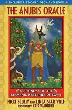 The Anubis Oracle: A Journey into the Shamanic Mysteries of Egypt, Nicki Scully,