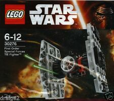 Lego Star Wars Mini Special Forces Tie Fighter - 30276 *NEW/SEALED POLYBAG*