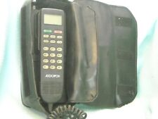 Brick Telephone AudioFox BC-65 Model Cell Phone Battery Operated Auto Vintage