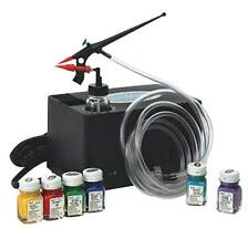 Testors Aztek Mighty Mini Starter Paint Airbrush and Compressor Set 9169