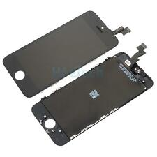 Black Assembly Touch Screen Digitizer LCD Display Replacement for iphone 5S HK