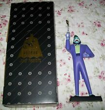 WARNER BROS JOKER Maquette BATMAN ANIMATED #282/2500 Statue SIGNED MARK HAMILL