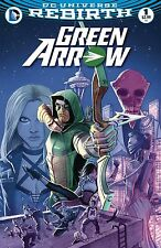 Green Arrow #1 Juan Ferreyra Regular Cover DC Rebirth Comic Book