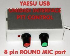 Yaesu FT-840 and FT-757 Digi Interface with PTT - PSK, PSK31, RTTY, SSTV