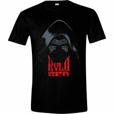 Star Wars - The Force Awakens - Kylo Ren Drawing Black T-Shirt S TIMECITY
