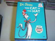 Dr. Seuss - The Cat in the Hat (DVD, 2002)