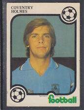 Monty Gum - Football 1975/76 - Holmes - Coventry