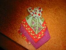 Rock Flower Doll Dress Only in  Good Condition