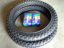 2-16x2.125 DURO TIRES FOR BMX KIDS/JUNIOR BICYCLES INCLUDES INNER TUBES * BLACK