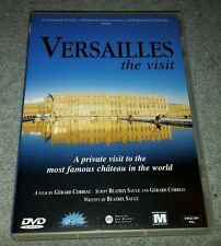 VERSAILLES - The Visit DVD (1999) A Private Visit to Famous Chateau inc. history