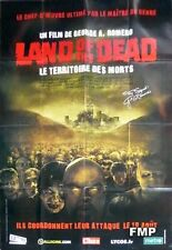 LAND OF THE DEAD - ROMERO / ARGENTO / ZOMBIE - ORIGINAL LARGE MOVIE POSTER