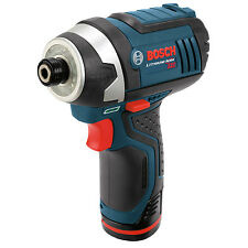 "Bosch PS41-2A 12V Impactor Impact Driver Kit 1/4"" Cordless Li-Ion NEW W/Warranty"