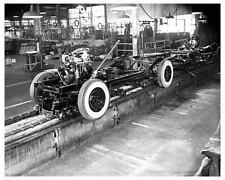 1949 Willys Overland Jeepster Chassis Assembly Factory Photo ub0951-BPS2MX