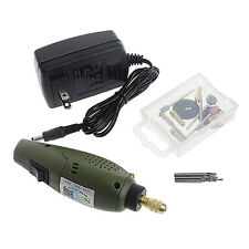 Mini Electric Grinding Set 12V DC Drill Grinder Tool for Drilling Polishing