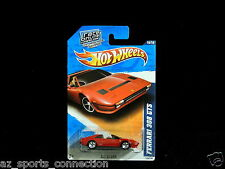2011 Hot Wheels All Stars Ferrari 308 GTS #128/240 - Red