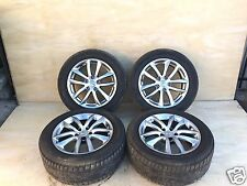INFINITI G35, G37 SEDAN COUPE 2007-2013 OEM RIMS RIM WHEELS WHEEL TIRE SET. 112K