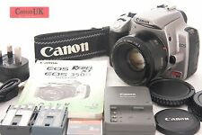 Canon XT/350D DSLR Camera + 50mm 1.8 Prime Lens + Lots of Accessories *FREE P&P*