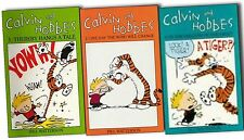 Calvin and Hobbes Series 3 Books Collection Pack Set