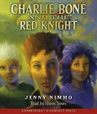 Children of the Red King #8: Charlie Bone and the Red Knight - Audio   eXLibrary