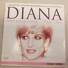 DIANA PRINCESS OF WALES PART TWO PROMO DVD