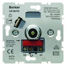 Drehdimmer 400W BERKER Typ 283010 mit Regulierknopf