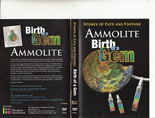 Ammolite-Birth of A gem-2003-Stones of Fate and Fortune-Stones-DVD