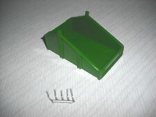Promod Collectors Model Farm Implement Tool Carrier Box (JD Green)