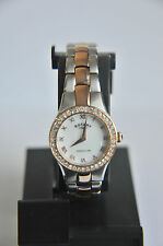 Rotary Ladies' Rose Gold Stainless Steel Watch LB03501/07~RRP £149.99~~ AA-344