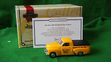 "MATCHBOX COLLECTIBLES ""MR FIXIT"" 1951 FX HOLDEN PICKUP # YYM38035 BOXED UTE"