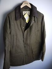 Barbour Men's Tweed Gamefair Jacket, Large, New With Tags
