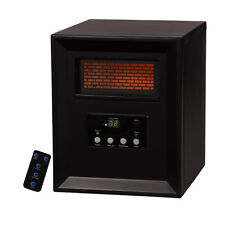 Source Green by Lifesmart R-2PC-1000B Space Heater 1000w Black (Refurbished)