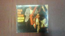 SHEPP ARCHIE - FOUR FOR TRANE. CD IMPULSE DIGIPACK EDITION