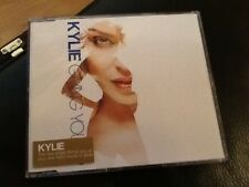 KYLIE MINOGUE . GIVING YOU UP / MADE OF GLASS  . C.D. SINGLE . MINT UNUSED