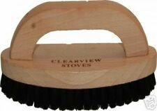 CLEARVIEW BRUSH FOR STOVES / SHOES AMAZING QUALITY