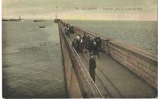 Le Havre nouvelle jetée et entrée du port 76