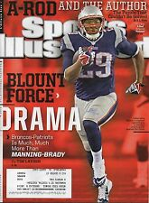 LeGARRETTE BLOUNT Sports Illustrated NEW ENGLAND PATRIOTS January 20 2014