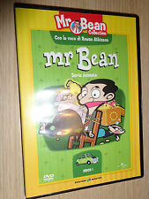 DVD DISCO 1 N°1 MR. BEAN COLLECTION SERIE ANIMATA MASTER EDIZIONI ROWAN ATKINSON